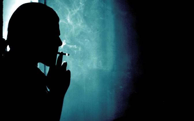 Enne insulti oli uuringus osalejatest ligi 50 protsenti suitsetajad. Pärast insulti oli suitsetajaid pea 34 protsenti.