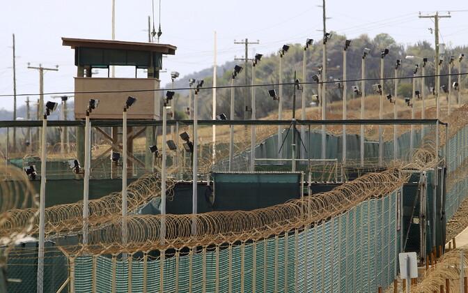 Guantanamo vanglilaagri üks osa Camp Delta.