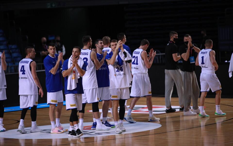 Korvpalli EM-valikmäng: Eesti - Venemaa