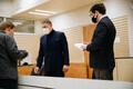 Peeter Helme kohtuotsuse kuulutamine
