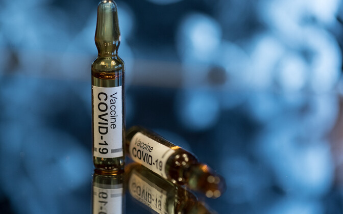 koroonaviiruse vaktsiin