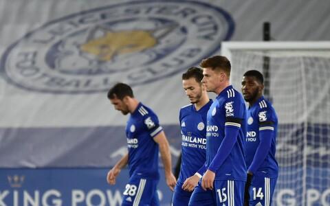Leicester City mängijad
