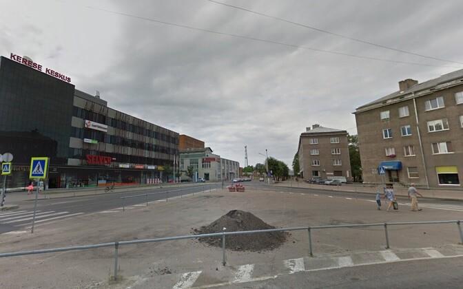 Проект предусматривает в том числе реконструкцию улицы Кереса.