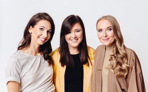 Pille-Rite Rei, Linda Kanter ja Viveli Maar
