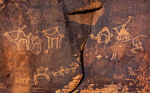 Eelajalooline kunstiteos, mis pole seotud hiljuti Amazonasest leituga