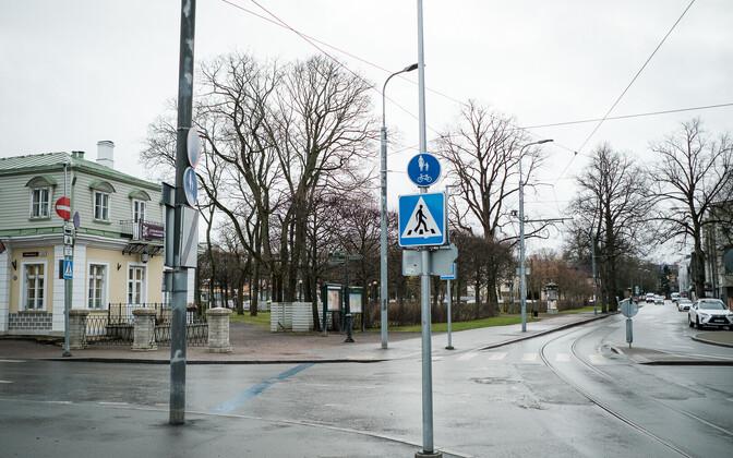 Poska Street.