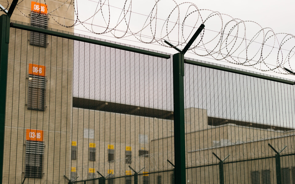 Tallinna vangla.