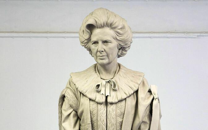 Margaret Thatcheri monument.
