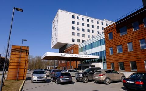 Tartu University Hospital (TÜK).