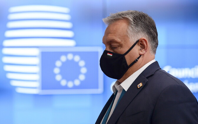 Премьер-министр Венгрии Виктор Орбан.