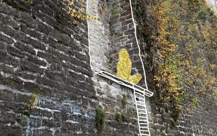 Puurohkeid parke ja vanalinna müüriorvasid saab kasutada omaette olemise kohtade loomiseks