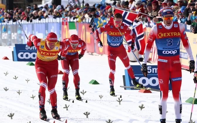 Tänavune Tour de Ski