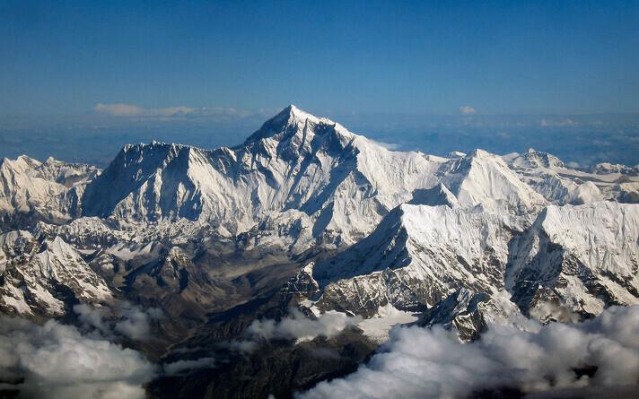 Гора Эверест.