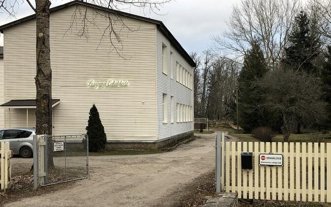 Koluveres asuv Lossipargi eakatekodu.