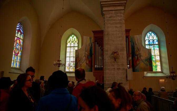 Церкви останутся открытыми.