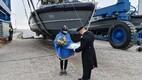 Merevägi sai enda kasutusse uued väekaitsekaatrid