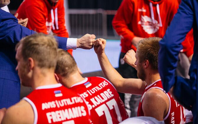 Rapla Avis Utilitas korvpallimeeskond