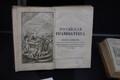 Выставка старинных учебников в Национальной библиотеке.