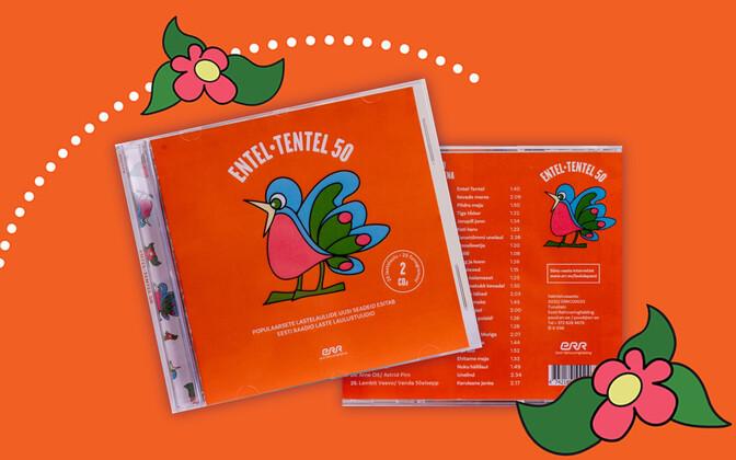 Entel-Tentel 50 CD
