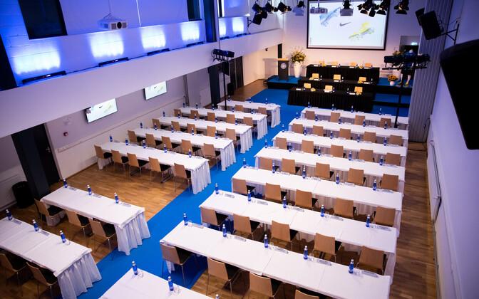 Elmar Saare nimeline konverentsikeskus