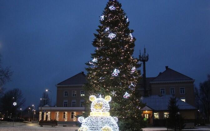 Отепя примет титул «Зимней столицы Эстонии» в 24-й раз.