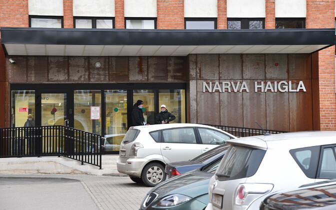 Narva Hospital.