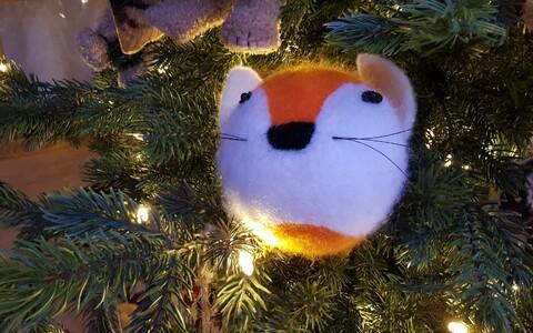 Рождественская ель.