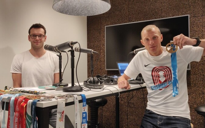 Karl Rinaldo ja Roman Fosti