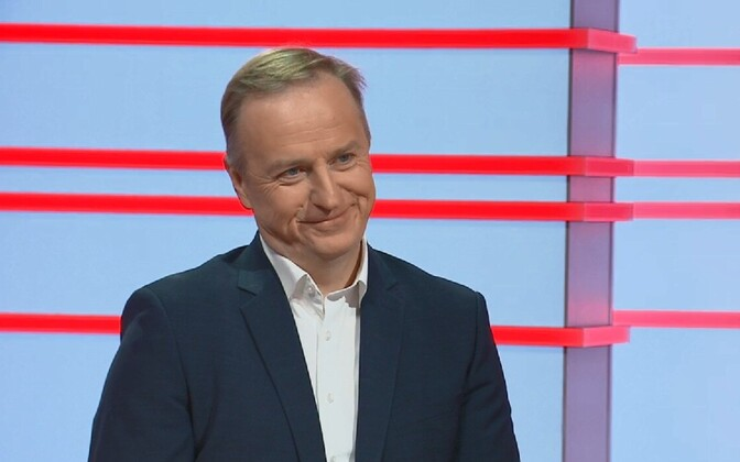 Andre Veskimeister on ETV's