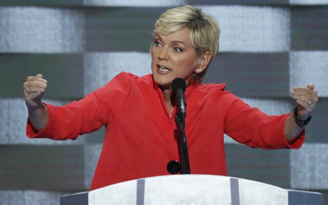 USA järgmine energiaminister Jennifer Granholm