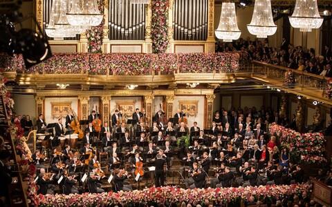 Viini Filharmoonikute uusaastakontsert 2021