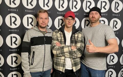 Margus Kamlat, Jüri Pootsmann ja Robin Juhkental