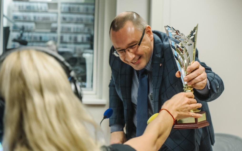 Человек года по версии Радио 4 — доктор Аркадий Попов
