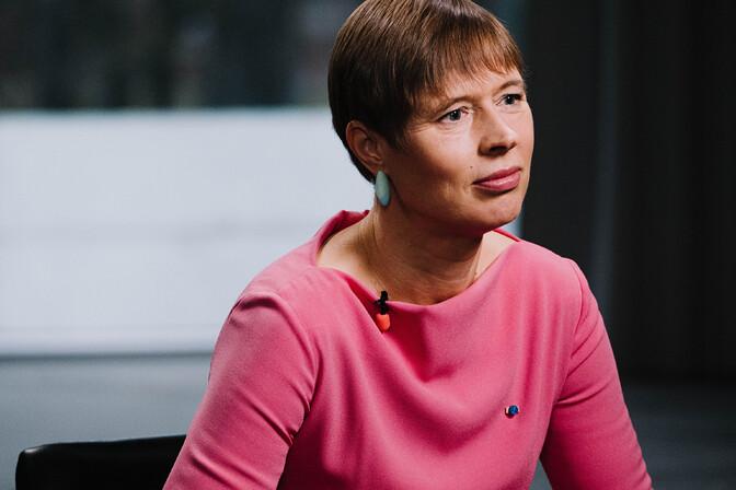 Kersti Kaljulaid: peaksime murdekeeltele rohkem tähelepanu pöörama