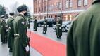 Солдат срочной службы январского призыва отправились в резерв.