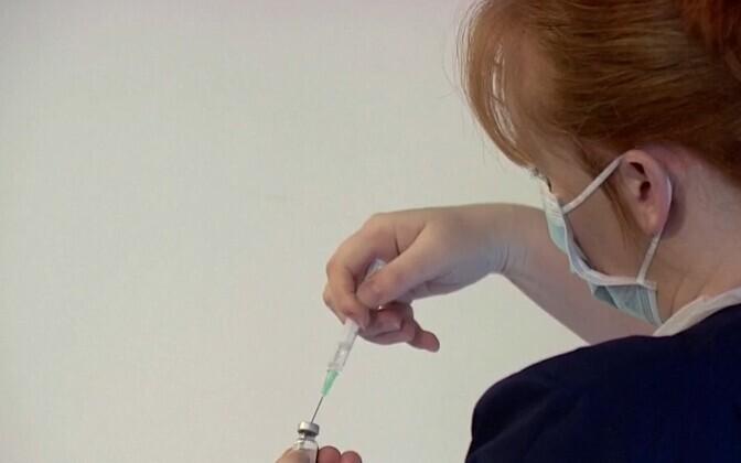 Vaktsiin.