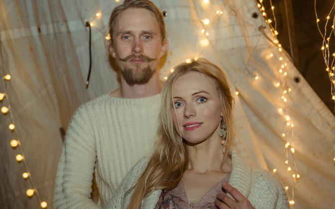 Silver Sepp ja Kristiina Ehin