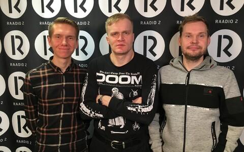 Margus Kamlat, Bert Järvet & Brent Pere