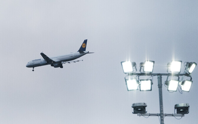 A Lufthansa Airbus 380 (picture is illustrative).