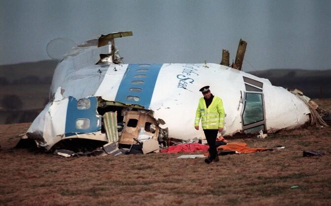 Lockerbie pommiplahvatuses suri 270 inimest
