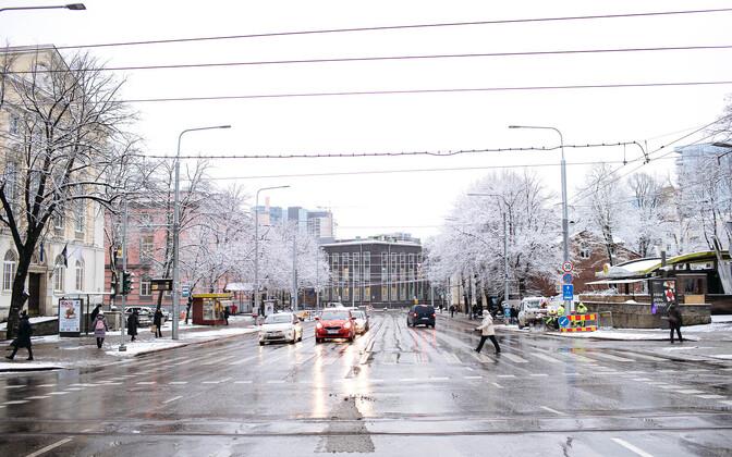 Ограничения в Таллинне и Харьюмаа продлятся до 17 января.