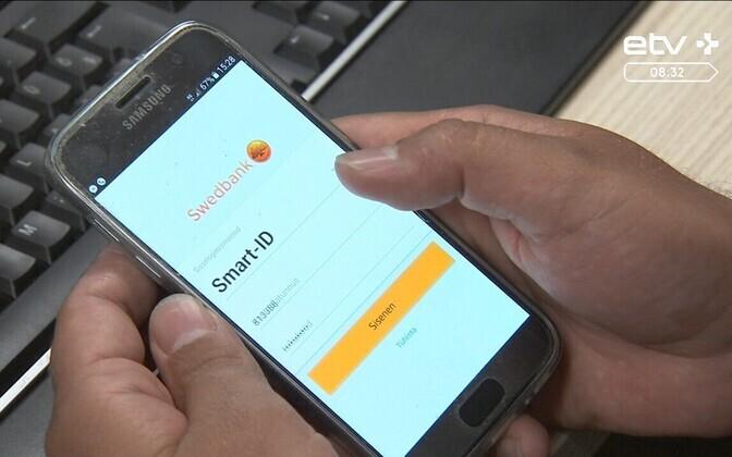 После отправки паролей от Smart-ID мошеннице два жителя Таллинна лишились своих средств. Иллюстративная фотография.
