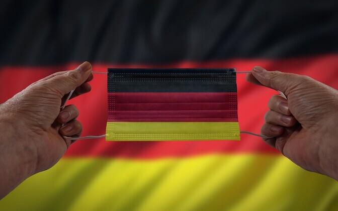 В Германии зарегистрирован первый случай заражения новым штаммом коронавируса. Иллюстративная фотография.