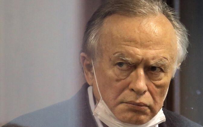 Oleg Sokolov kohtusaalis.