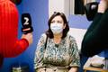 Семейного врача Кармен Йоллер привили от коронавируса.
