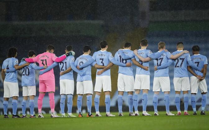 Manchester City mängijad