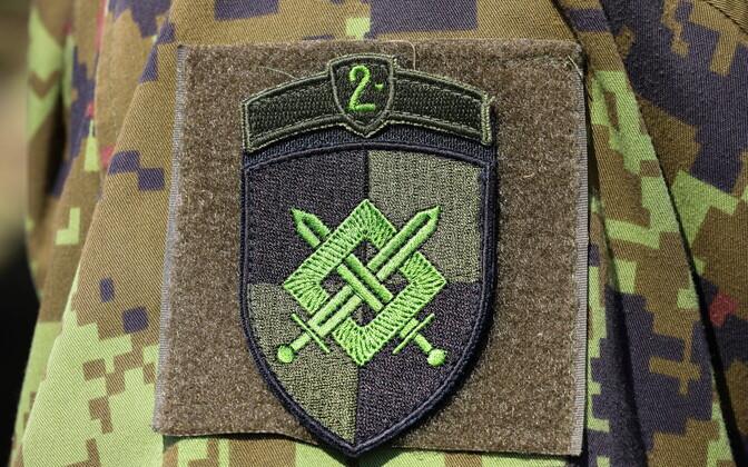 EDF 2nd Infantry Brigade shoulder flash.