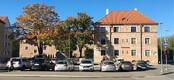 Tallinnas ehitatud linnaüürimajad Graniidi tn 24, Ristiku tn 17, Maisi tn 6