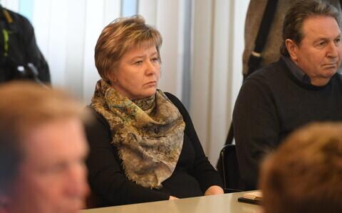 Татьяна Стольфат.