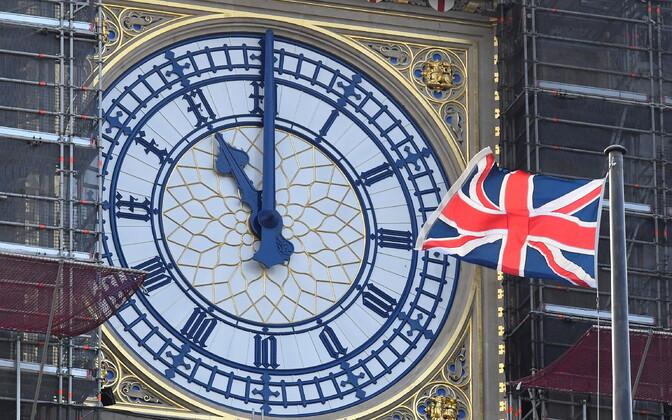 Suurbritannia lahkumine EL-ist jõustub täielikult, kui Big Ben lööb 11 õhtul